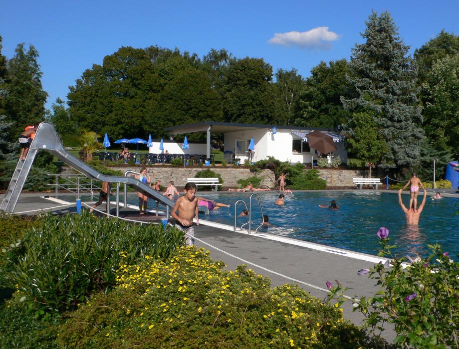 Schwimmbad Hadamar